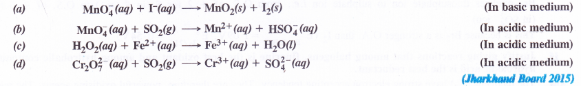 NCERT Solutions for Class 11 Chemistry Chapter 8 Redox Reactions 26