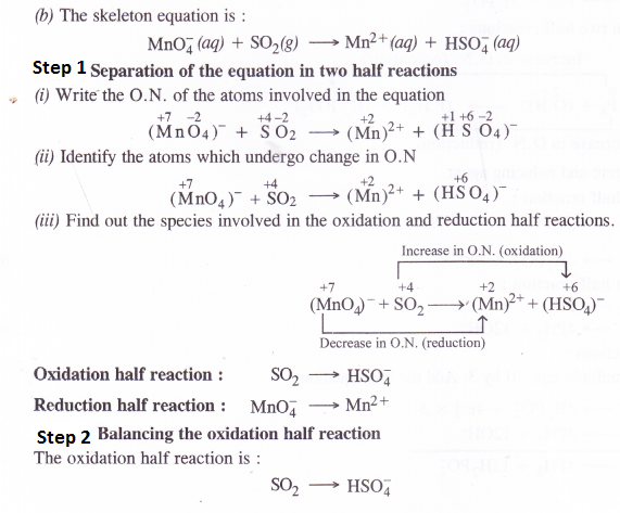 NCERT Solutions for Class 11 Chemistry Chapter 8 Redox Reactions 29