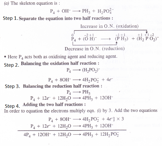 NCERT Solutions for Class 11 Chemistry Chapter 8 Redox Reactions 31