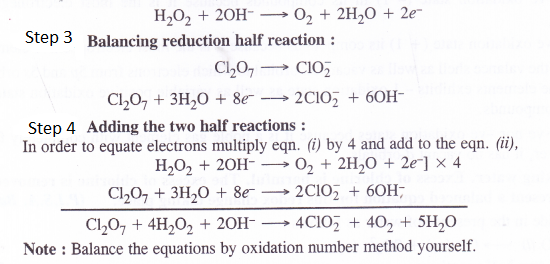 NCERT Solutions for Class 11 Chemistry Chapter 8 Redox Reactions 33
