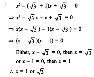 RS Aggarwal Class 10 Solutions Chapter 10Quadratic Equations Ex 10A 34