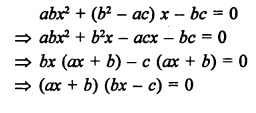 RS Aggarwal Class 10 Solutions Chapter 10Quadratic Equations Ex 10A 54