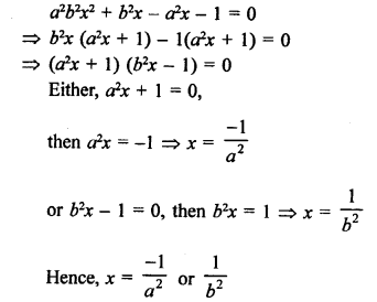 RS Aggarwal Class 10 Solutions Chapter 10Quadratic Equations Ex 10A 60