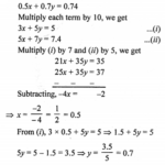 RS Aggarwal Class 10 Solutions Chapter 3 Linear equations in two variables Ex 3B 13