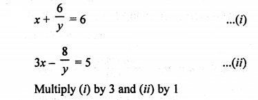 RS Aggarwal Class 10 Solutions Chapter 3 Linear equations in two variables Ex 3B 18