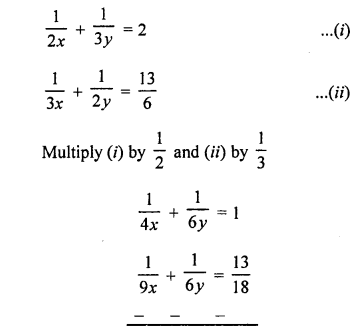 RS Aggarwal Class 10 Solutions Chapter 3 Linear equations in two variables Ex 3B 27
