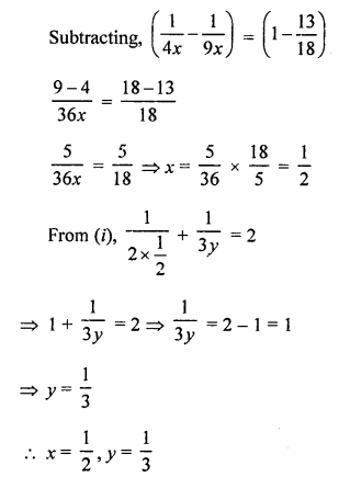 RS Aggarwal Class 10 Solutions Chapter 3 Linear equations in two variables Ex 3B 28