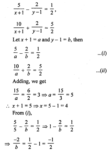 RS Aggarwal Class 10 Solutions Chapter 3 Linear equations in two variables Ex 3B 37