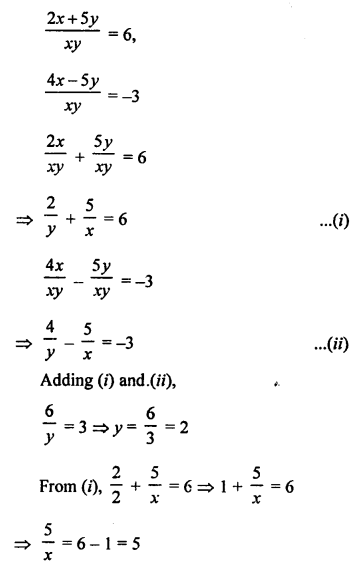 RS Aggarwal Class 10 Solutions Chapter 3 Linear equations in two variables Ex 3B 44
