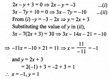 RS Aggarwal Class 10 Solutions Chapter 3 Linear equations in two variables Ex 3B 5