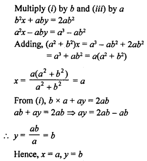 RS Aggarwal Class 10 Solutions Chapter 3 Linear equations in two variables Ex 3B 56