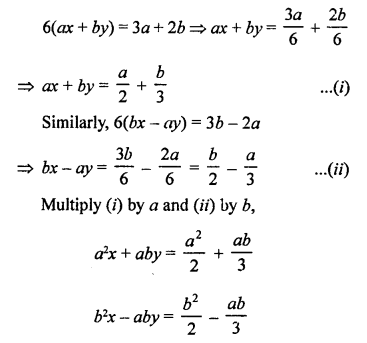 RS Aggarwal Class 10 Solutions Chapter 3 Linear equations in two variables Ex 3B 60