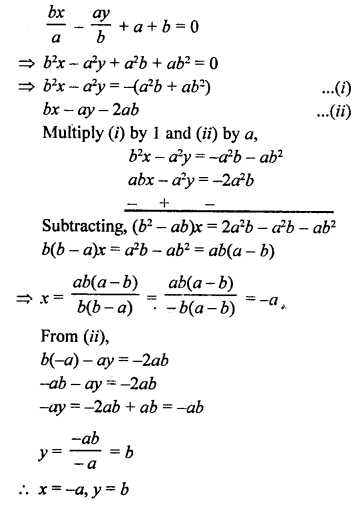 RS Aggarwal Class 10 Solutions Chapter 3 Linear equations in two variables Ex 3B 63