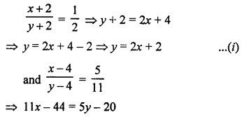 RS Aggarwal Class 10 Solutions Chapter 3 Linear equations in two variables Ex 3E 2