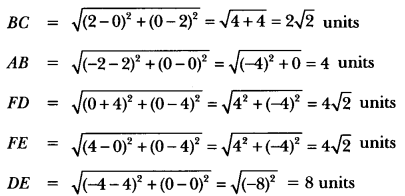 Coordinate Geometry Class 10 Extra Questions Maths Chapter 7 with Solutions Answers 79