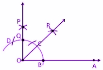 MCQ Questions for Class 9 Maths Chapter 11 Constructions with Answers