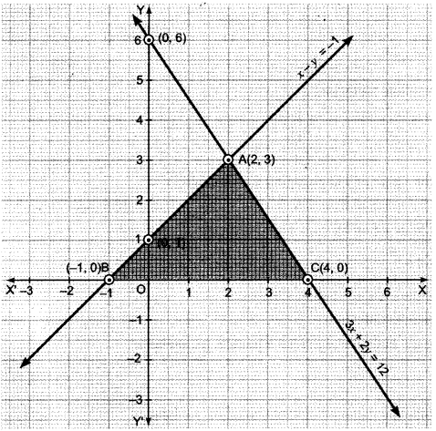 Pair of Linear Equations in Two Variables Class 10 Extra Questions Maths Chapter 3 with Solutions Answers 42