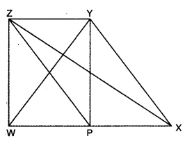 Areas of Parallelograms and Triangles Class 9 Extra Questions Maths Chapter 9 with Solutions Answers 18