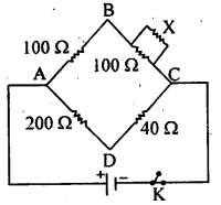 MCQ Questions for Class 12 Physics Chapter 3 Current Electricity with Answers