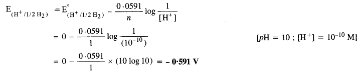 NCERT Solutions for Class 12 Chemistry Chapter 3 Electrochemistry 2