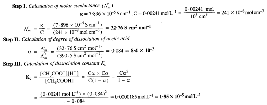NCERT Solutions for Class 12 Chemistry Chapter 3 Electrochemistry 22