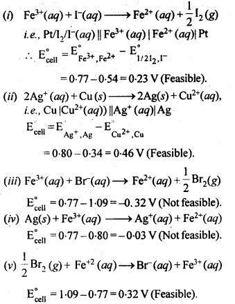 NCERT Solutions for Class 12 Chemistry Chapter 3 Electrochemistry 31