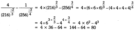 Number Systems Class 9 Extra Questions Maths Chapter 1 with Solutions Answers 5