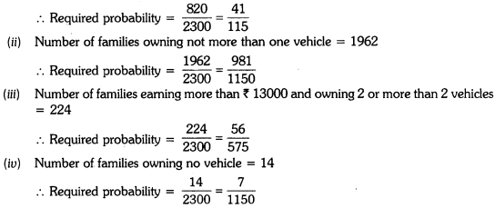 Probability Class 9 Extra Questions Maths Chapter 15 with Solutions Answers 12