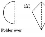 Symmetry Class 7 Notes Maths Chapter 14 .1
