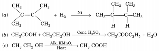 Carbon and its Compounds Class 10 Extra Questions with Answers Science Chapter 4, 13