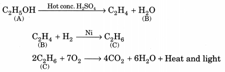 Carbon and its Compounds Class 10 Extra Questions with Answers Science Chapter 4, 43