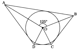 MCQ Questions for Class 10 Maths Chapter 10 Circles with Answers 1