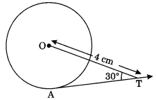 MCQ Questions for Class 10 Maths Chapter 10 Circles with Answers 3