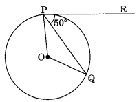 MCQ Questions for Class 10 Maths Chapter 10 Circles with Answers 4
