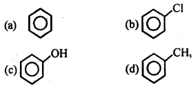 MCQ Questions for Class 12 Chemistry Chapter 11 Alcohols, Phenols and Ethers with Answers 1