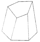 MCQ Questions for Class 8 Maths Chapter 10 Visualising Solid Shapes with Answers 9