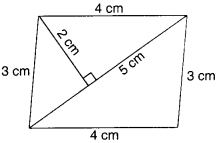 MCQ Questions for Class 8 Maths Chapter 11 Mensuration with Answers 20