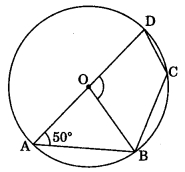 MCQ Questions for Class 9 Maths Chapter 10 Circles with Answers 12