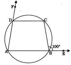 MCQ Questions for Class 9 Maths Chapter 10 Circles with Answers 15