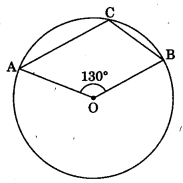 MCQ Questions for Class 9 Maths Chapter 10 Circles with Answers 17