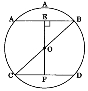 MCQ Questions for Class 9 Maths Chapter 10 Circles with Answers 4
