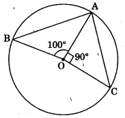 MCQ Questions for Class 9 Maths Chapter 10 Circles with Answers 8