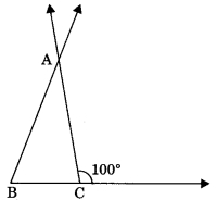 MCQ Questions for Class 9 Maths Chapter 6 Lines and Angles with Answers 4