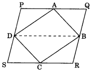 MCQ Questions for Class 9 Maths Chapter 9 Areas of Parallelograms and Triangles with Answers 2