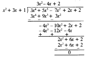 NCERT Solutions for Class 10 Maths Chapter 2 Polynomials Ex 2.3 5