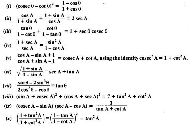 NCERT Solutions for Class 10 Maths Chapter 8 Introduction to Trigonometry Ex 8.4 6