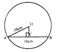 RS Aggarwal Class 9 Solutions Chapter 11 CircleEx 11A Q1.1