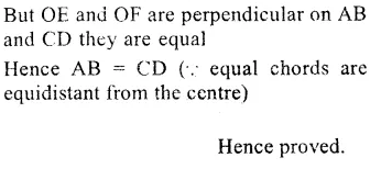RS Aggarwal Class 9 Solutions Chapter 11 CircleEx 11A Q9.2