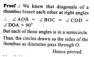 RS Aggarwal Class 9 Solutions Chapter 11 CircleEx 11C Q20.2