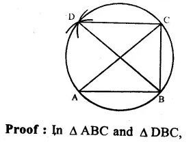 RS Aggarwal Class 9 Solutions Chapter 11 CircleEx 11C Q22.1